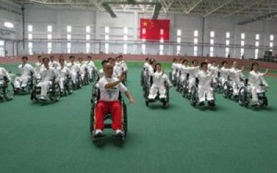 Wheelchair Tai Chi (Stationary)