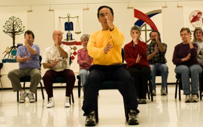 Seated Tai Chi for Neck and Shoulder Pain