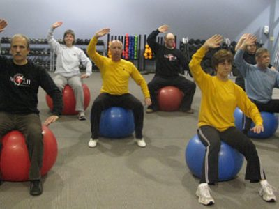 Seated Tai Chi for Back Pain